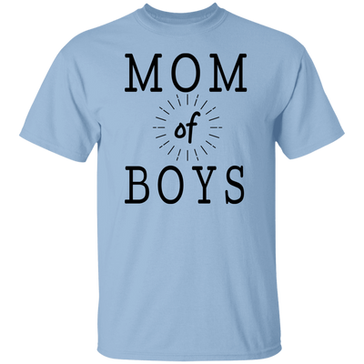 Mom of Boys Shirt, Raising Boys Shirt, Mother of Boys Gift, Mothers Day Gift, Women's Tee, Mom Gift, Gift for Her, Mom Tee