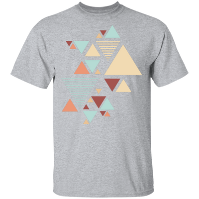 Abstract geometric T-Shirt