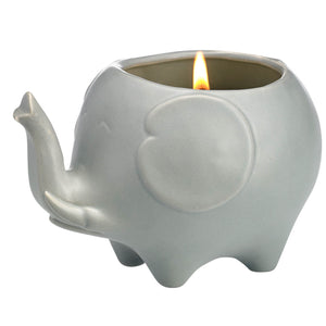Twilight Currant Scented Elephant Candle