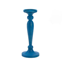 Load image into Gallery viewer, Cadiz Blue Artisan Candleholder