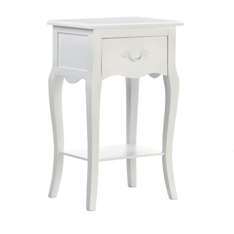 Country Loft Accent Table