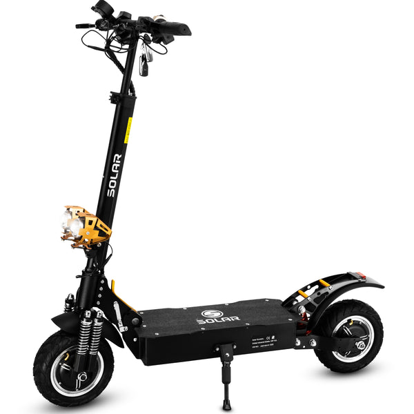 Solar P1 Pro Electric Scooter - Solar Scooters