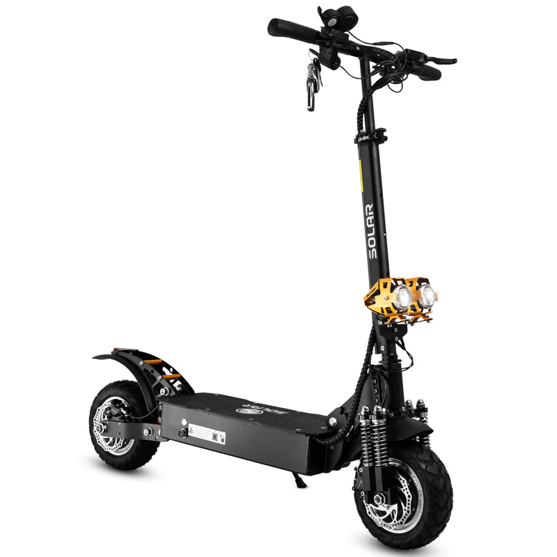 Solar P1 Pro Electric Scooter - Solarscooter