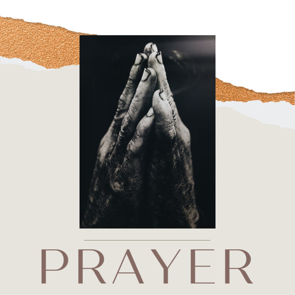 NON-FICTION: PRAYER