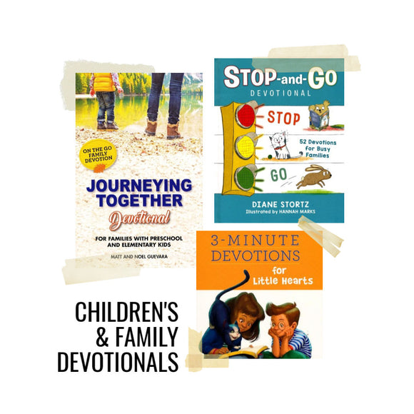 Children's & Family Devotionals