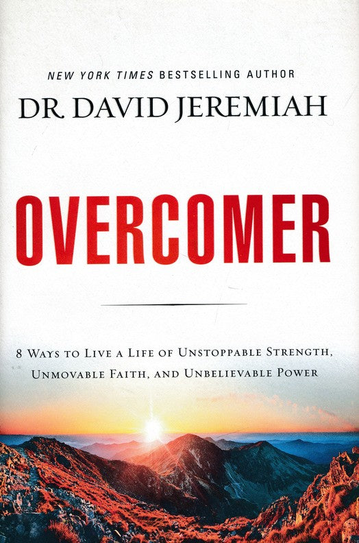 Overcomer by Dr David Jeremiah