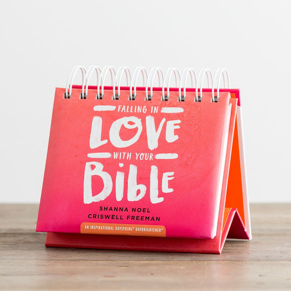 365-Day Perpetual Calendar: Falling In Love With Your Bible