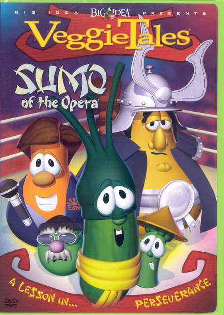 VeggieTales: Sumo of the Opera DVD
