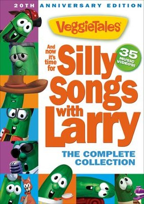 VeggieTales: Silly Songs With Larry: The Complete Collection DVD