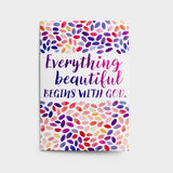 Thinking of You - Everything Beautiful - 12 Boxed Cards - KJV