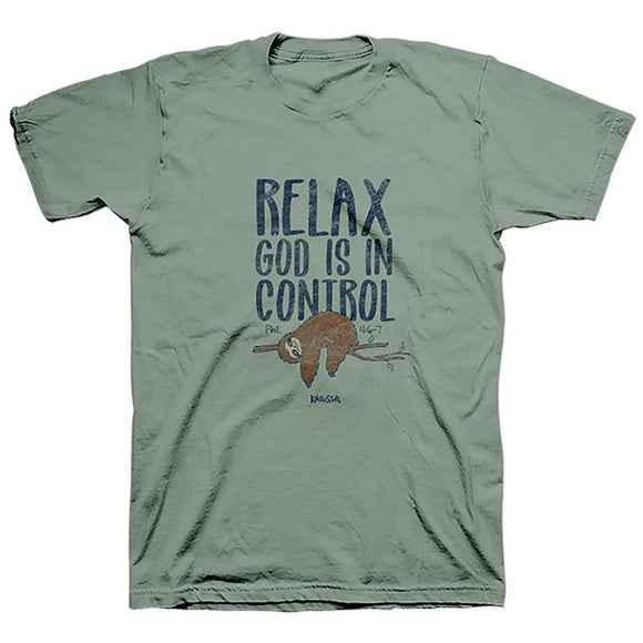 Relax Sloth T-Shirt