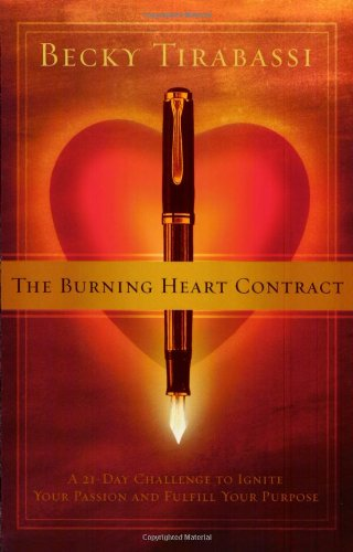 The Burning Heart Project by Becky Tirabassi