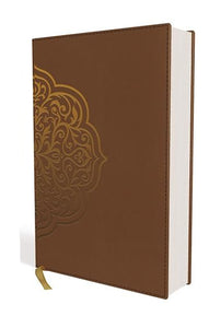 NIV Reader's Bible - Chestnut &. Gold