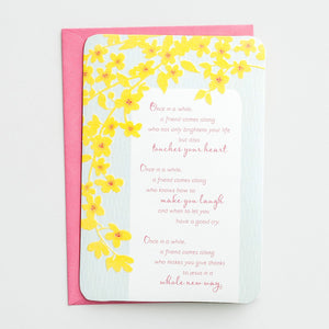 Greeting Card: Special Friend, Mother's Day