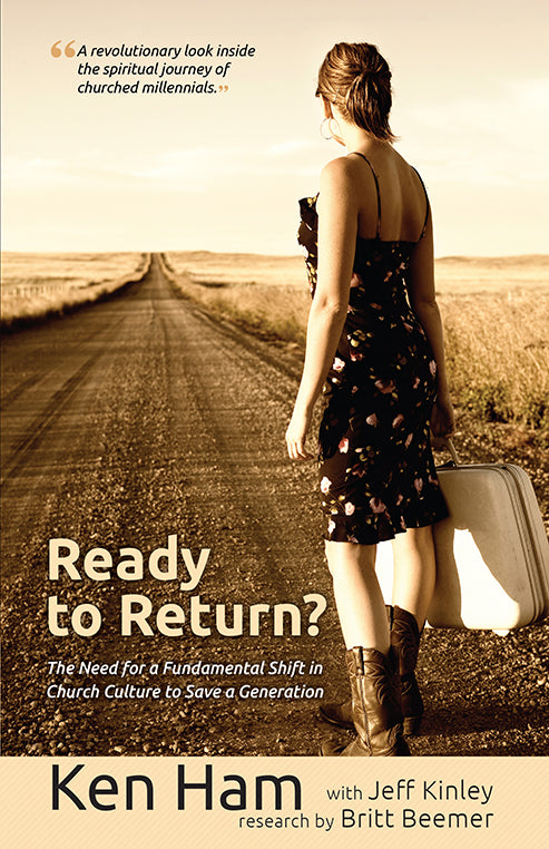 Ready to Return by Ken Ham