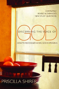 Discerning the Voice of God by Priscilla Shirer Paperback