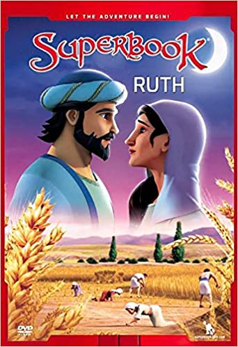 Superbook: Ruth DVD