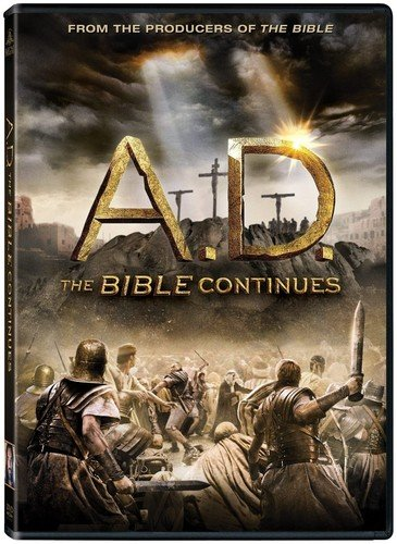 A.D. The Bible Continues Miniseries