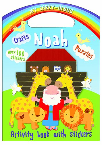 My Carry-Along Noah Activity Book with Stickers