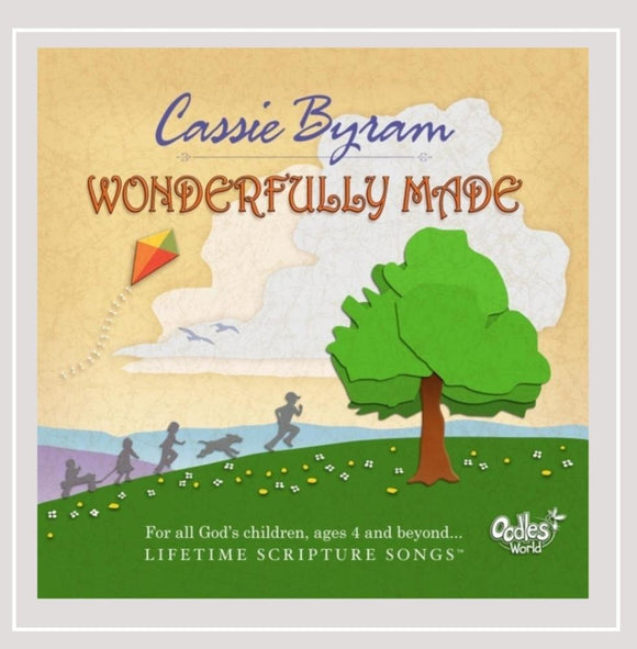 Wonderfully Made - Cassie Byram