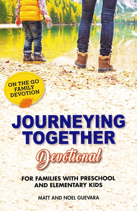Journeying Together Devotional by Matt and Noel Guevara