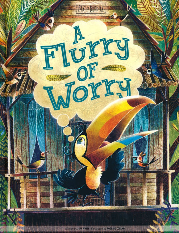 A Flurry of Worry by Jeff White & Rogerio Coelho