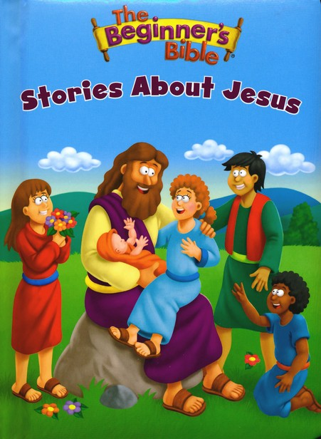 The Beginners Bible: Stories about Jesus Boardbook