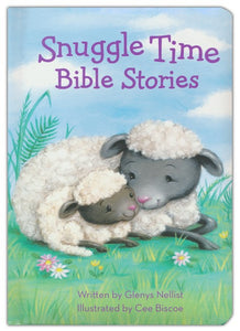 Snuggle Time Bible Stories by Glenys Nellist