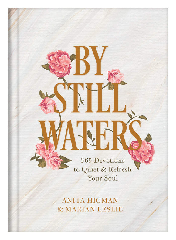 By Still Waters by Anita Higman & Marlan Leslie