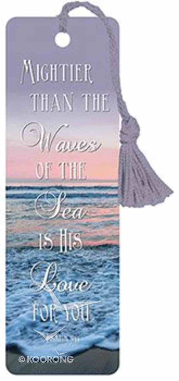 Psalm 93:4 Tassel Bookmark