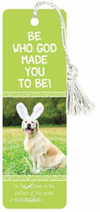 Be Who God Made You To Be! Romans 12:2 Bookmark