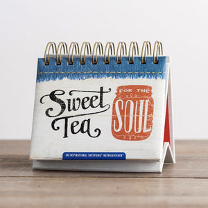 365-Day Perpetual Calendar: Sweet Tea For The Soul