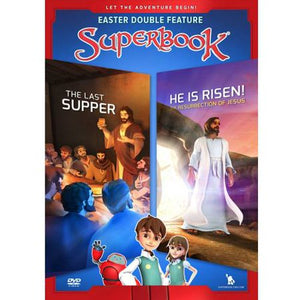 Superbook: Easter Double Feature