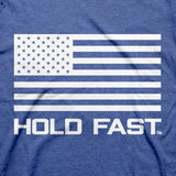 HOLD FAST Mens T-Shirt Patrick Henry