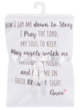 The Lord's Prayer Blanket
