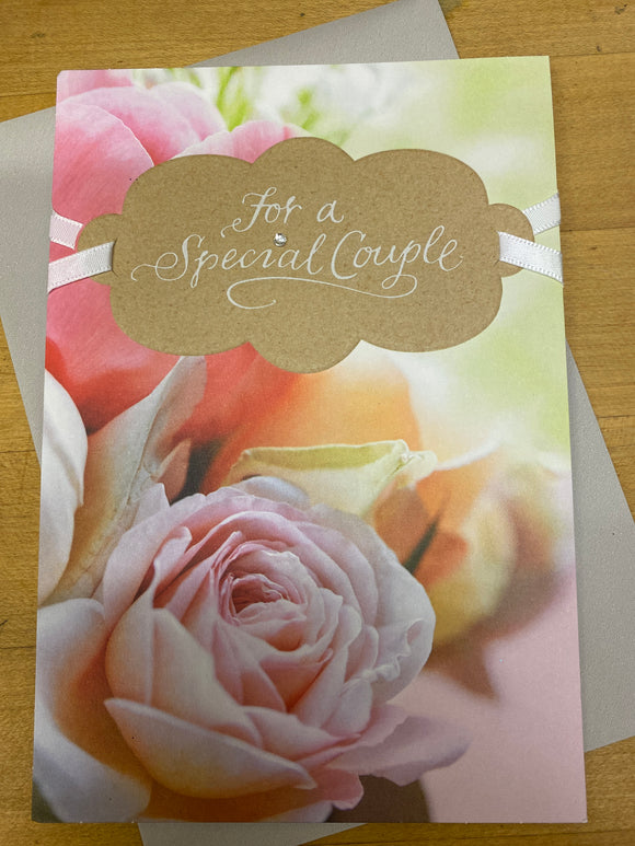 Wedding: For a Special Couple