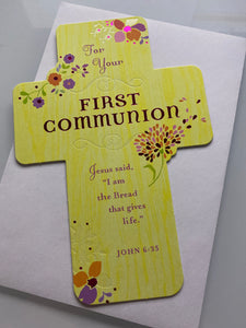First Communion: For Girls