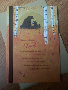 Birthday: Dad