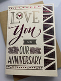 Anniversary: All My Love Husband