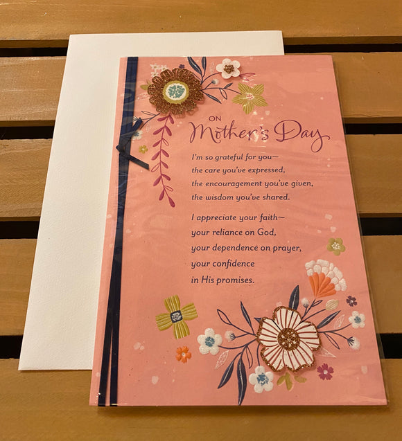 Greeting Card: On Mother's Day, for anyone