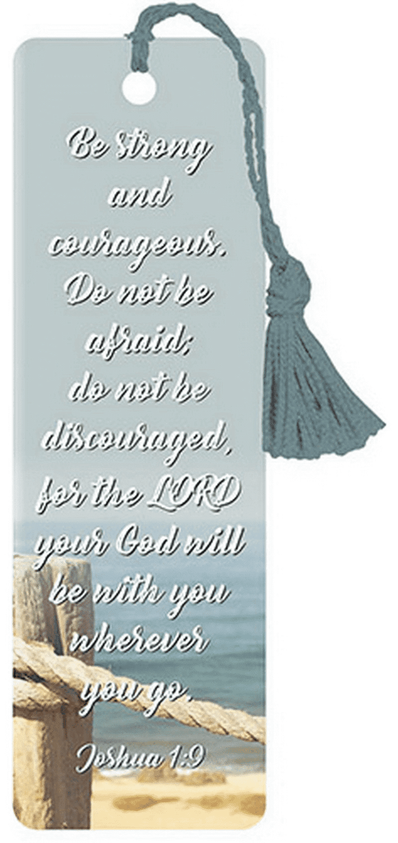Joshua 1:9 Bookmark