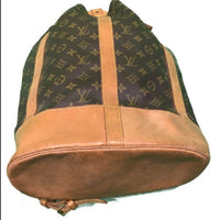 *SOLD* Louis Vuitton Monogram Randonnee GM Backpack Bag