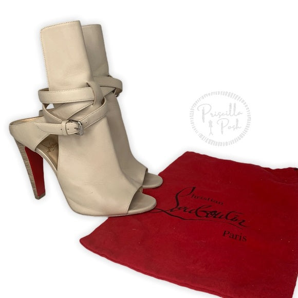 Christian Louboutin Hippik Napa Leather Bootie