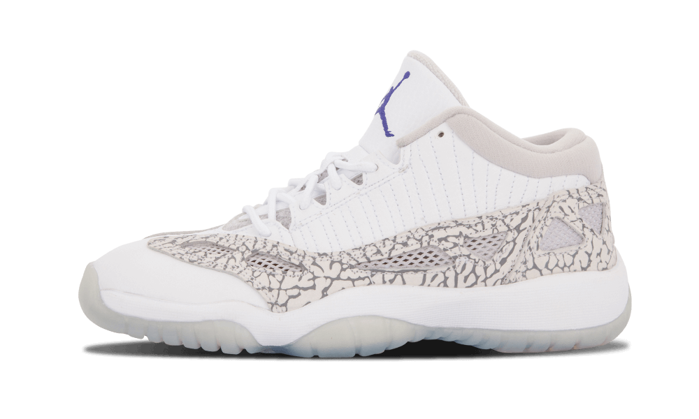 "Air Jordan 11 Retro Low IE ""Cobalt"" GS"