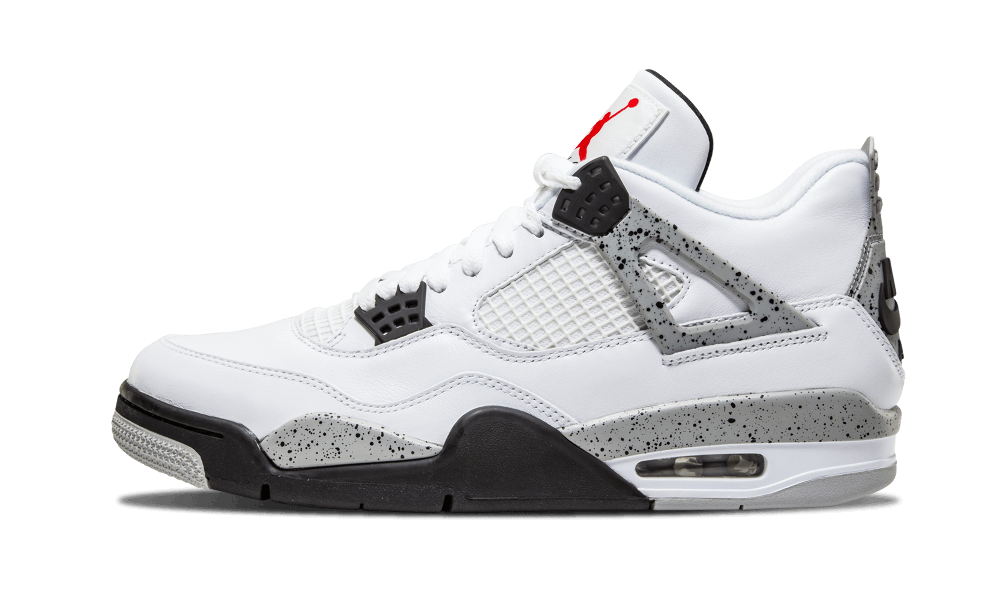 "Air Jordan 4 Retro OG ""Cement"""