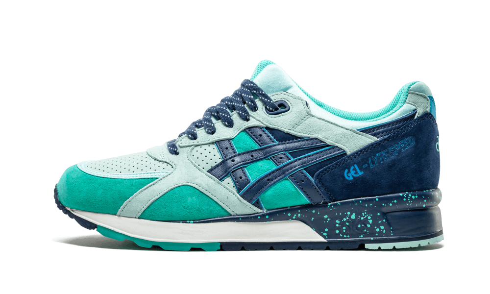 "Asics Gel-Lyte Speed ""Cool Breeze"" x Ubiq"