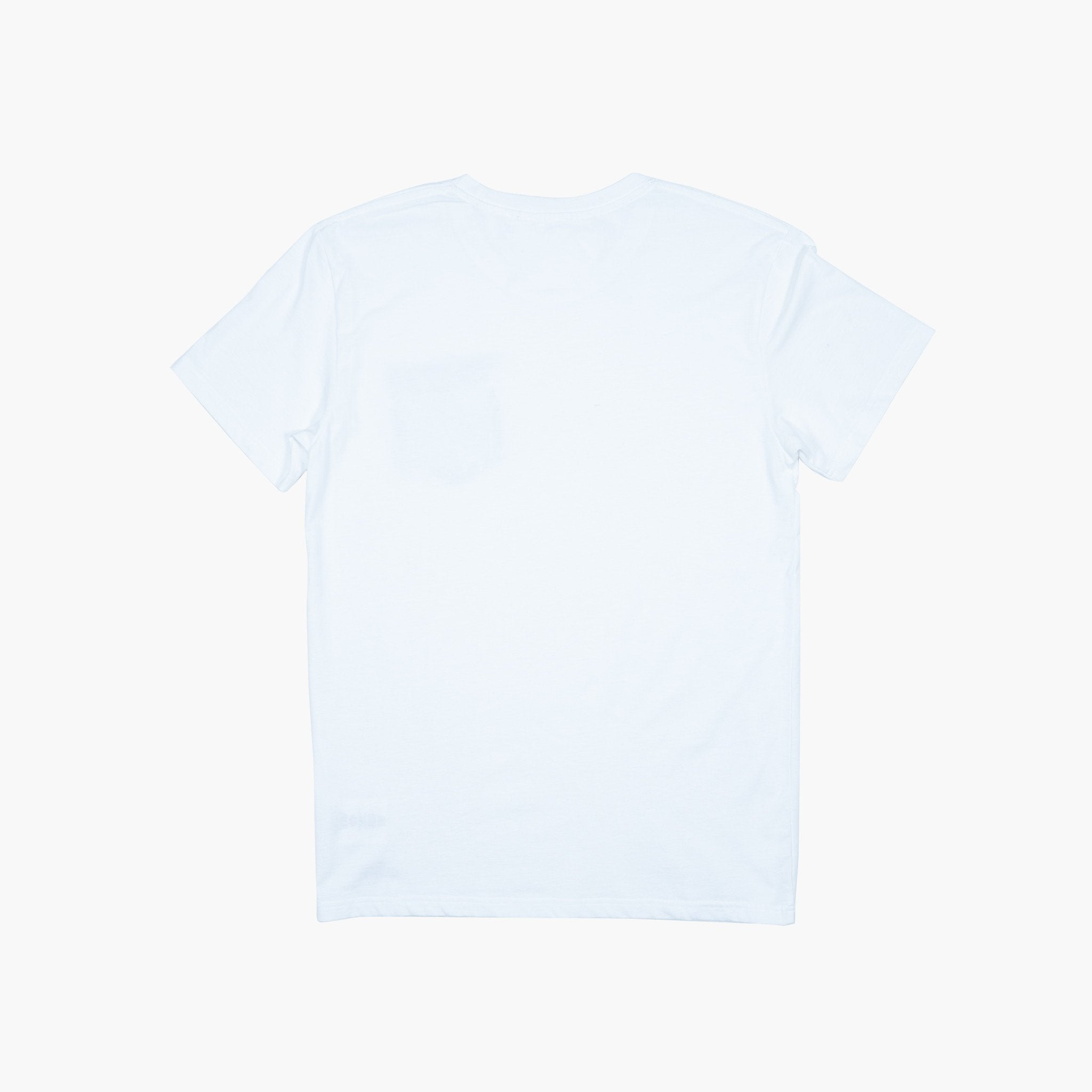 Paradise Pocket Tee - Natural White