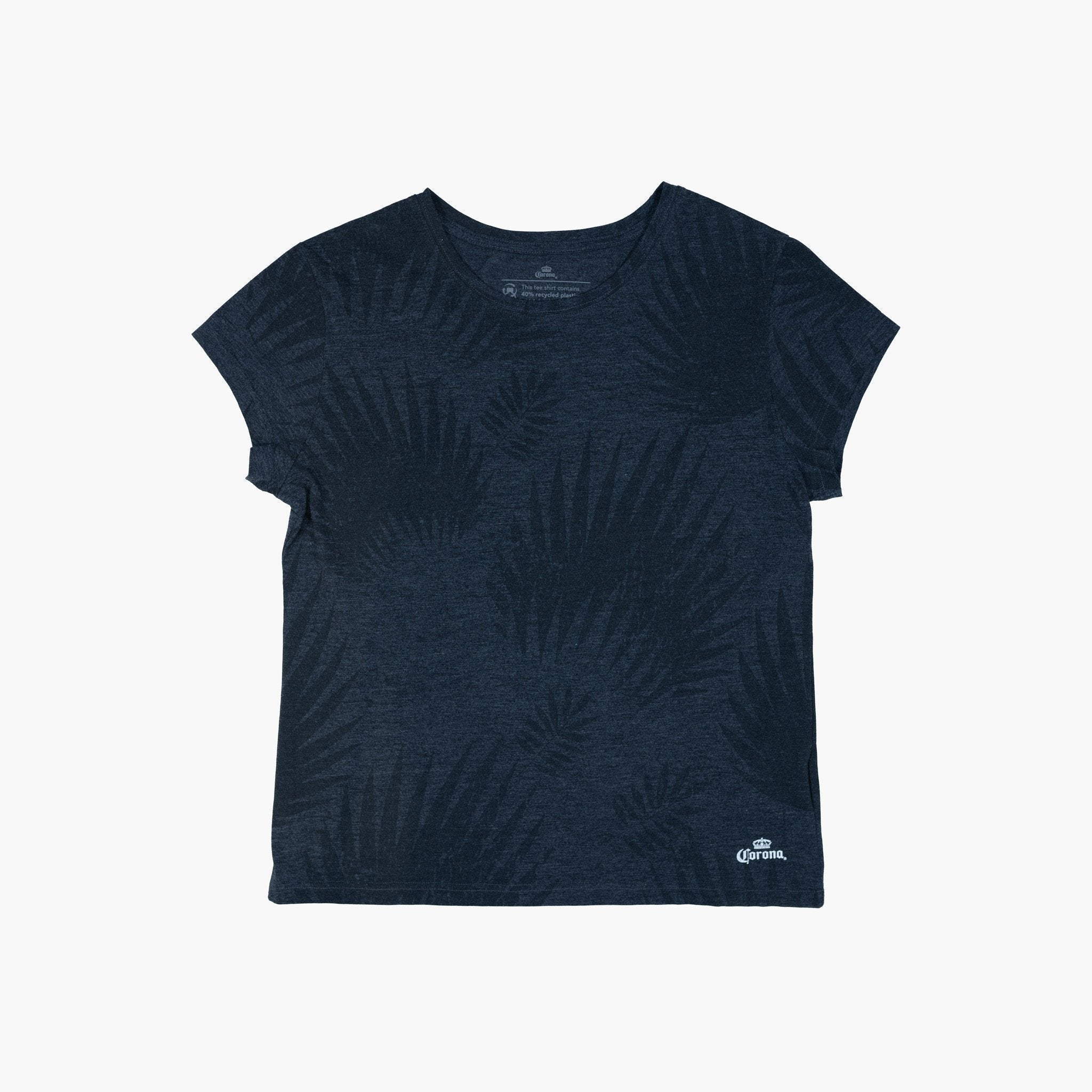 Women's Paradise Tee - Charcoal Heather