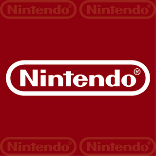 Nintendo product section