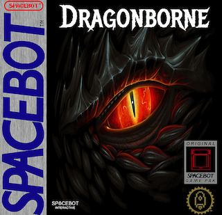 Dragonborne retro games